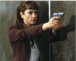 Holly Hunter, (Copycat),  Genuine Signed Autograph10x8  10583